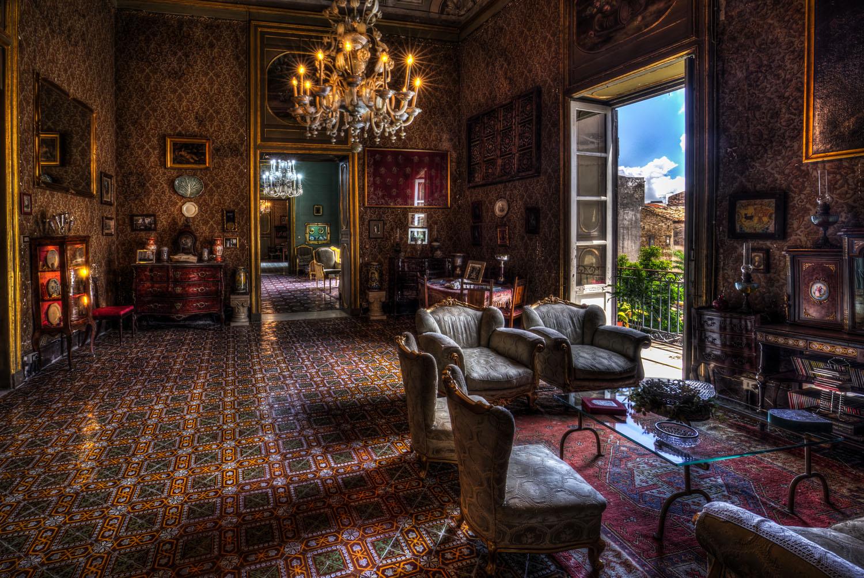 Palazzo Conte Federico - TERRADAMARE | Cooperativa Turistica. Palermo